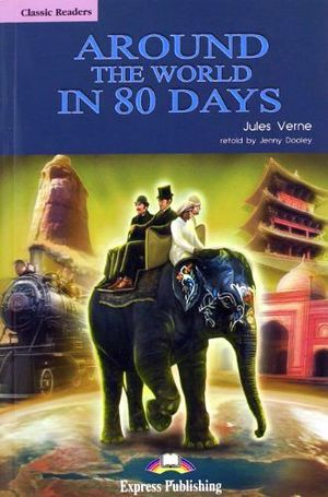 AROUND THE WORLD IN 80 DAYS BOOK (CLASSIC)