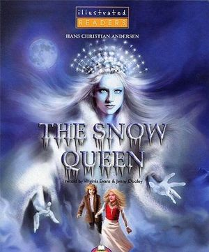 THE SNOW QUEEN BOOK (ILLUSTRATED)