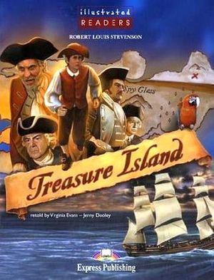TREASURE ISLAND BOOK (ILLUSTRATED)