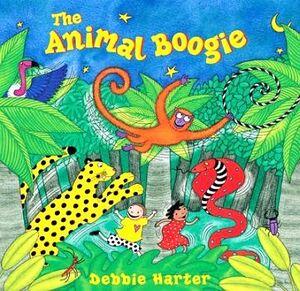THE ANIMAL BOOGIE W/CD AUDIO