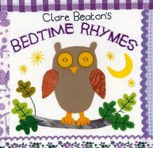 CLARE BEATON'S BEDTIME -BOARD BOOKS-