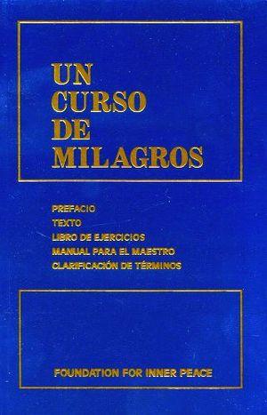 UN CURSO DE MILAGROS -RUSTICO-
