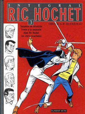 RIC HOCHET -INTEGRAL 3-