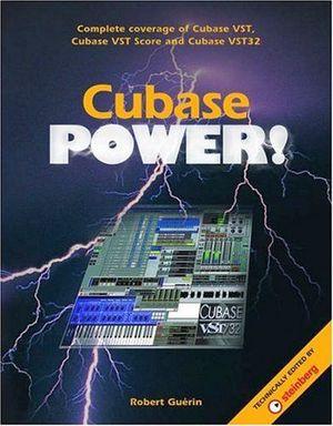 CUBASE POWER!