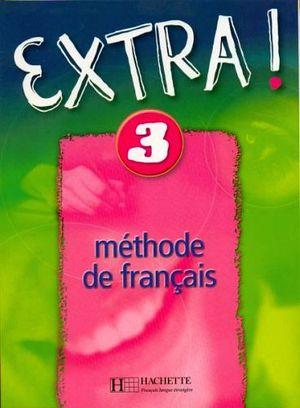 EXTRA 3 LIVRE DE L'ELEVE