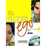 ALTER EGO 1 A1 LIVRE DE L'ELEVE + CD ENCARTE