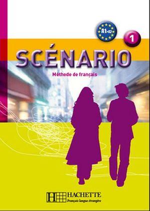 SCENARIO 1 LIVRE DE L'ELEVE + CD AUDIO