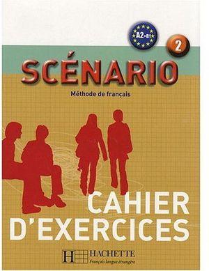 SCENARIO 2 CAHIER D'ACTIVITIES
