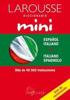 DICCIONARIO MINI ESPAÑOL-ITALIANO Y V.V.