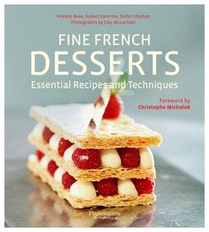 FINE FRENCH DESSERTS
