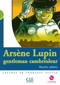 ARSENE LUPIN GENTLEMAN CAMBRIOLEUR C/CD