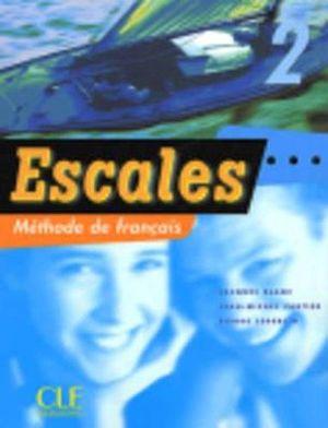 ESCALES 2DO. LIVRE