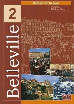 BELLEVILLE 2 LIVRE DE L'ELEVE