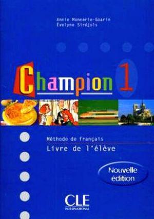 CHAMPION 1RO.