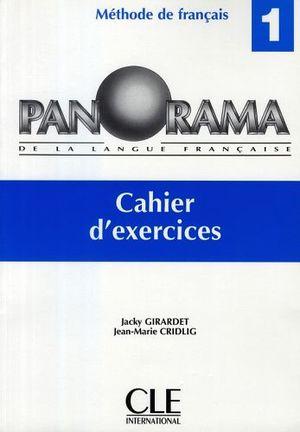 PANORAMA 1 CAHIER DE EXERCISES (NVA. ED.)