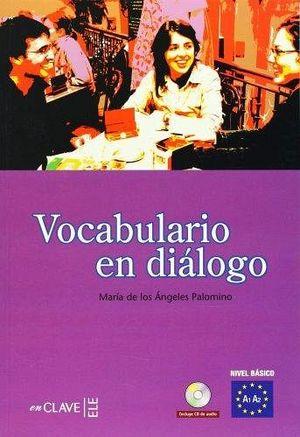 VOCABULARIO EN DIALOGO C/CD (NIVEL BASICO)