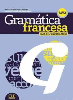 GRAMMAIRE CONTRASTIVE PARA HISPANOHABLANTES A1/A2 /CORRIGES + CD