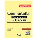 COMMUNICATION PROGRESIVE DU FRANCAIS NIVEAU DEBUTANT C/CD+L.WEB