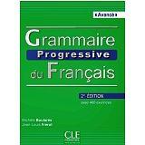 GRAMMAIRE PROGRESSIVE DU FRANCAIS 2TH AVANCE C/CD