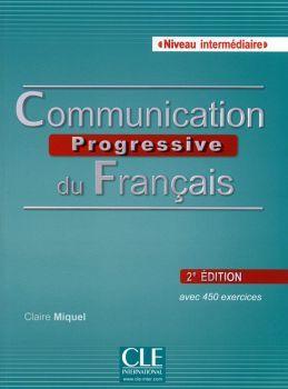COMMUNICATION PROGRESIVE DU FRANCAIS 2ED NIVEAU INTERMEDIARE C/CD