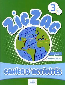 ZIGZAG 3 CAHIER D'ACTIVITIES