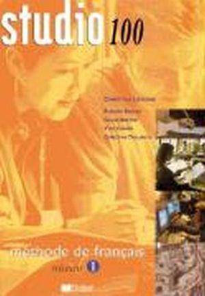 STUDIO 100 LIVRE 1RO. (BOOK & 3 CD'S)