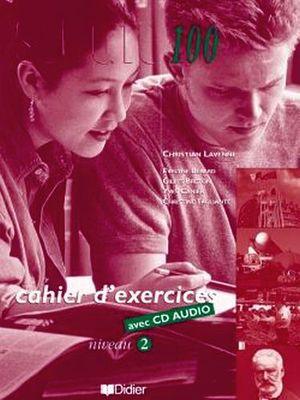 STUDIO 100 CAHIER 2DO. + CD AUDIO