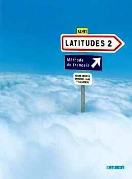 LATITUDES 2 LIVRE + 2 CD AUDIO