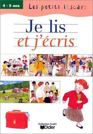 LE PETITS LASCARS 4-5 ANS JE LIS ET JECRIS