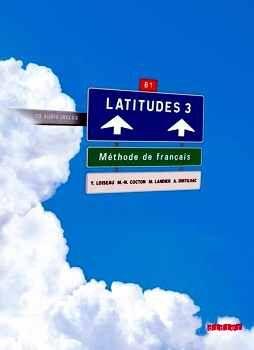LATITUDES 3 LIVRE B1 + CD AUDIO (2)