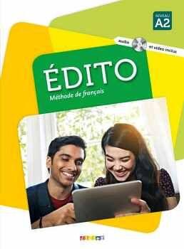 EDITO A2 LIVRE + DVD-ROM + ACCESS
