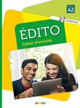 EDITO A2 CAHIER + CD MP3