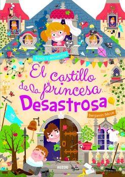 CASTILLO DE LA PRINCESA DESASTROSA, EL    (CARTONE)