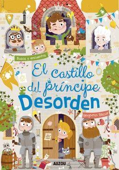 CASTILLO DEL PRINCIPE DESORDEN, EL        (CARTONE)