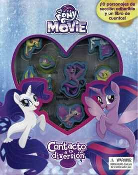 CONTACTO A LA DIVERSION -MY LITTLE PONY THE MOVIE-