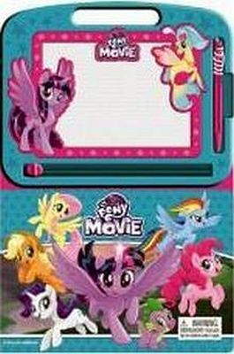 MY LITTLE PONY -THE MOVIE-                (C/PIZARRA/PLUMON)