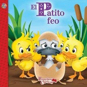 PATITO FEO, EL                       (COL. PEQUEÑOS CLASICOS)