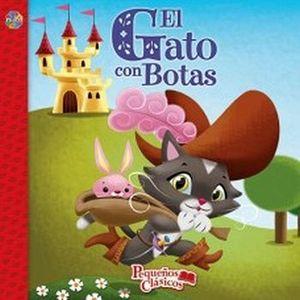 GATO CON BOTAS, EL                   (COL. PEQUEÑOS CLASICOS)
