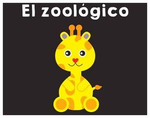 HOLA, BEBE! -EL ZOOLOGICO- (LIBRO DE TELA)