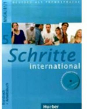 SCHRITTE INTERNATIONAL 5 KB + AB + CD