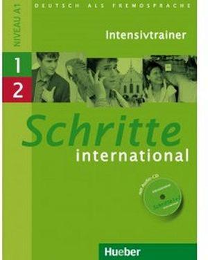 SCHRITTE INTERNATIONAL INTENSIVTRAINER MIT A1 AUDIO CD