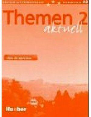 THEMEN AKTUELL 2 LIBRO DE EJERCICIOS