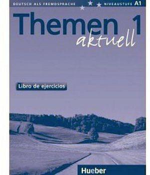 THEMEN AKTUELL 1 LIBRO DE EJERCICIOS