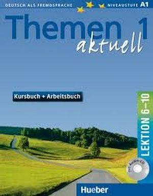 THEMEN AKTUELL 1 LEKTION 6-10 KB+AB W/CD
