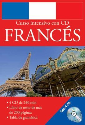 FRANCES -CURSO INTENSIVO CON CD- (C/4CDS+LIBRO+TABLA)