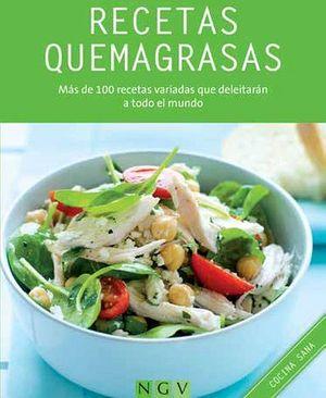 RECETAS QUEMAGRASAS (COL.COCINA SANA)