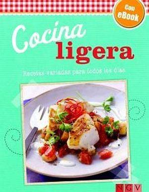COCINA LIGERA         (C/EBOOK/EMP.)