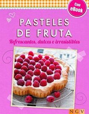 PASTELES DE FRUTA     (C/EBOOK/EMP.)