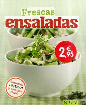 FRESCAS ENSALADAS