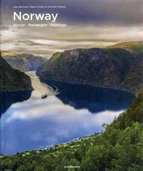 NORWAY -NORGE/NORWEGEN/NORUEGA-           (EMPASTADO)